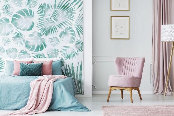 pastel color decoration