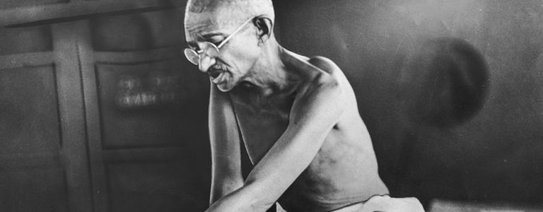 Who Was Mahatma Gandhi?