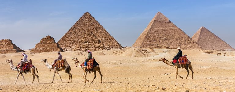 Who Built the Pyramids of Giza and Why?
