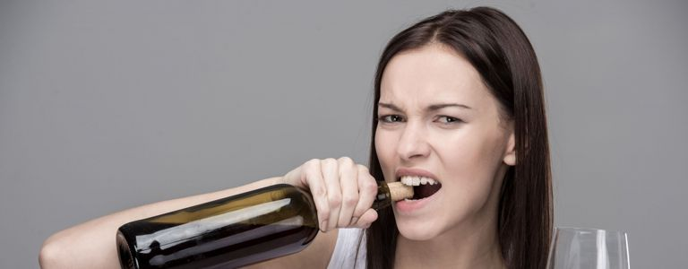 How to Open a Bottle of Wine Without a Corkscrew