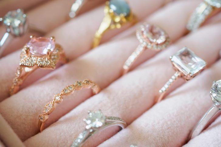 gemstone ring gems