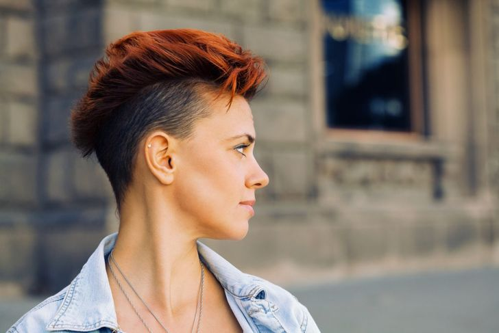The Spiked-up Undercut