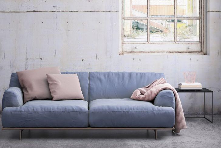 minimalism pink blue