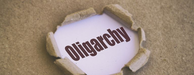 What is an Oligarchy?