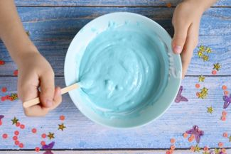 How to Make Oobleck With Just Two Ingredients