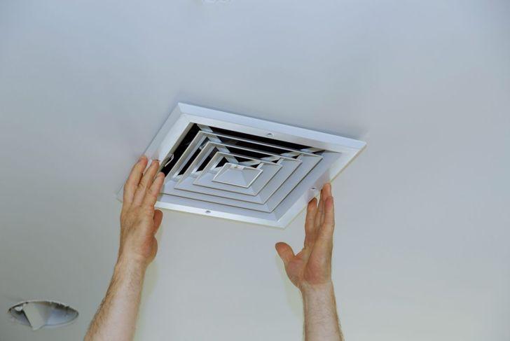 Bathroom Extractor Fan ventilation