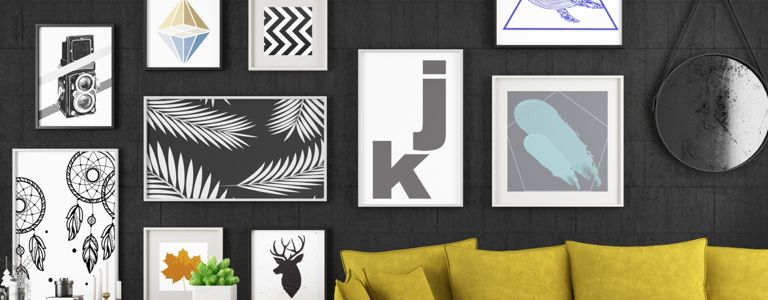 Banish Your Blank Walls With These Wall Decor Ideas
