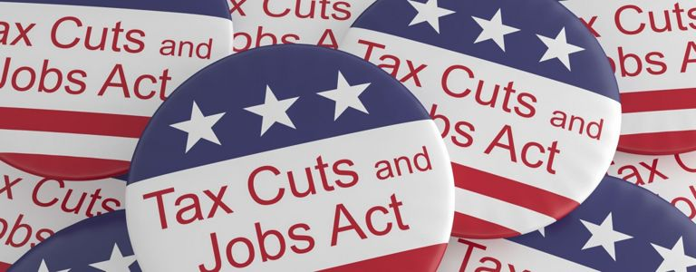 Information About the Tax Cuts and Jobs Act
