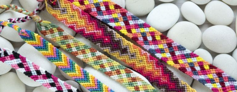 Cherish Your Friends with DIY Friendship Bracelets