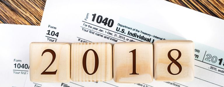 Everything You Need to Know About Your 2018 Tax Return