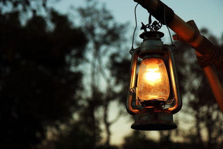 light, lantern, camping