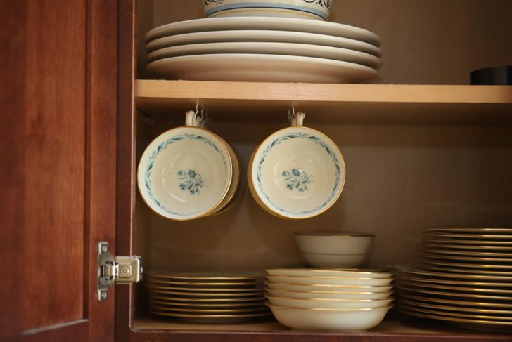 Efficiently display beautiful dishes