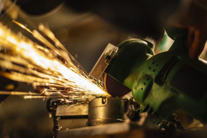 bench sharpener chainsaw tool