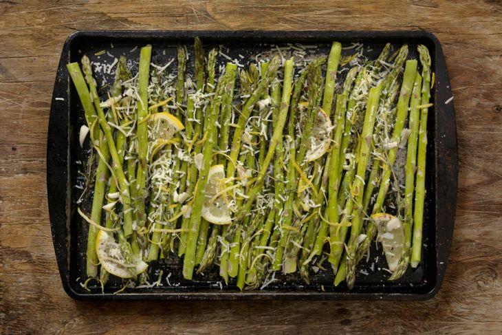 Recipe Asparagus Tasty Roasted