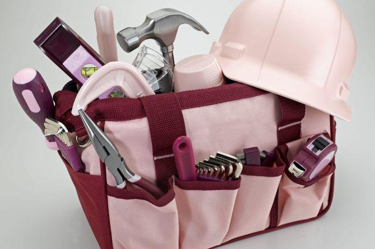 A housewarming tool kit