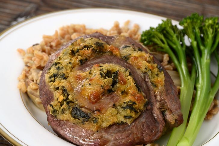 pinwheel steak