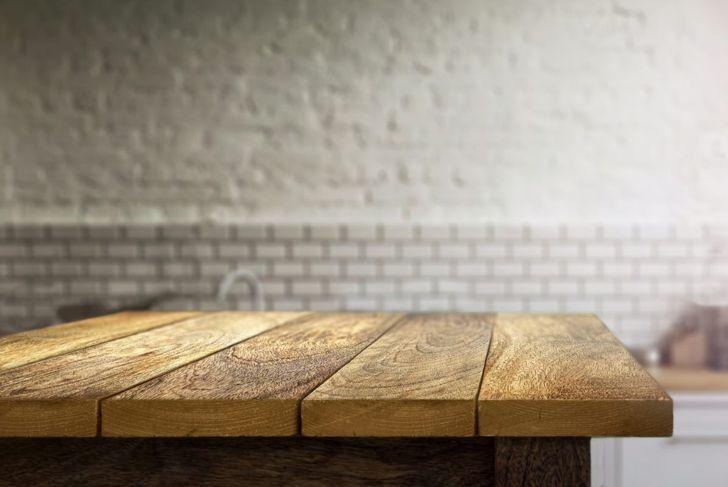 Use a table edge