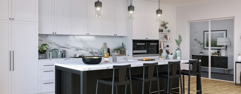 Easy-But-Not-Boring Design Ideas for the Perfect Kitchen Space