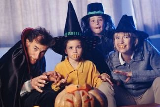 Ideas for Great Family Halloween Costumes