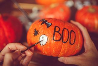 Creep it Real With These Easy Halloween Crafts