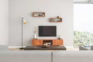Experiment with These DIY TV Stand Ideas