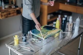 Budget-Friendly Ideas for DIY Canvas Paintings