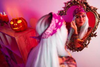Eerily Inspiring Last-Minute Halloween Makeup Ideas