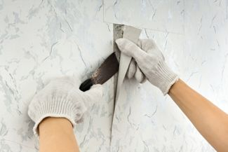 Tips for Removing Stubborn Wallpaper