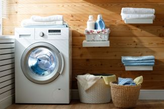 Making the Most of a Small Laundry Room