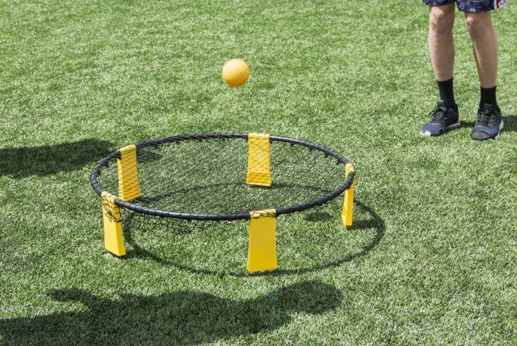 roundnet spikeball net
