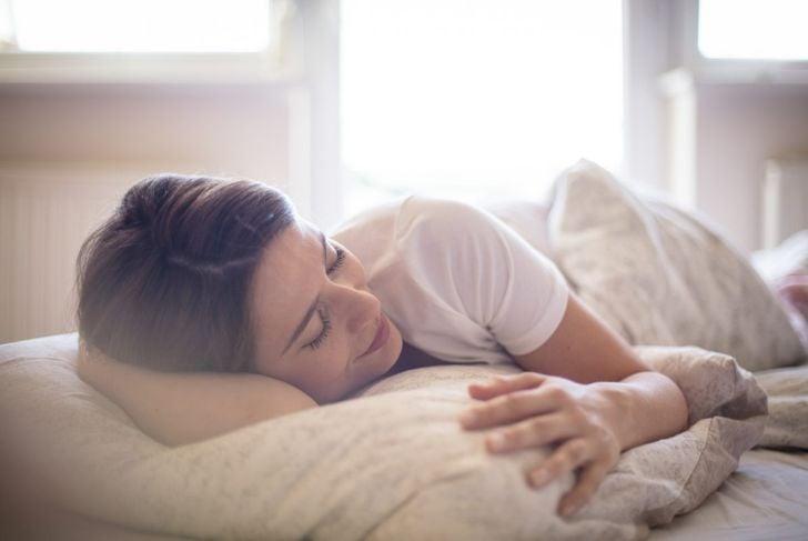 Better sleep can help your mood