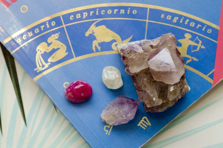 Astrology signs and crystals