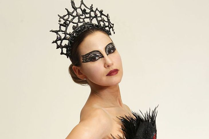 black swan halloween costume