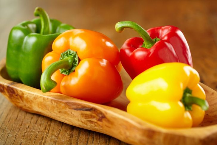 peppers are actually fruits