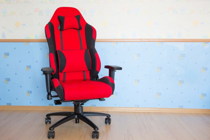 Computer chair. Gaming. The professional series.