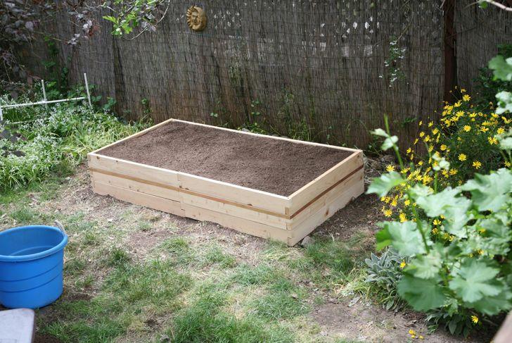 soil for raised bed