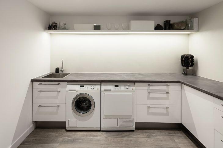 task lighting in laundry room