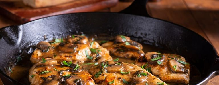 How to Prepare Chicken Marsala