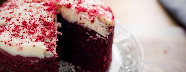 Recipe for Classic Red Velvet Cake