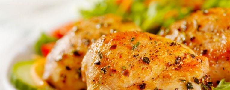 How to Cook Chicken Thighs Ten Ways