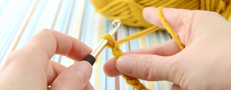Yes, You Can Learn How to Crochet!