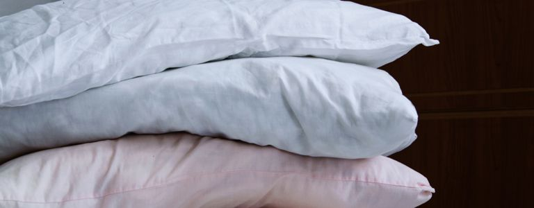 These Cleaning Tips Make Washing Pillows a Breeze