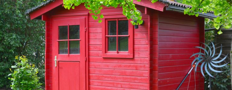 Create Your Own Space with a DIY Shed