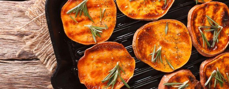 How to Cook Sweet Potatoes