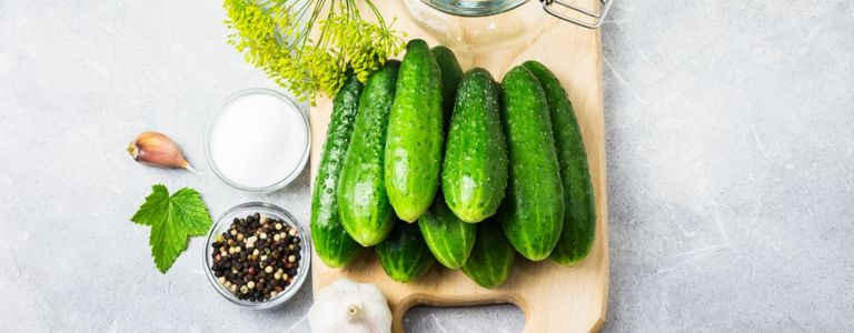Simple Methods for Making Pickles