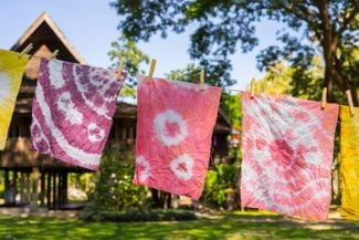 Tie-Dye in Six Simple Steps