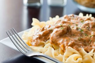 How to Make Delicious Beef Stroganoff