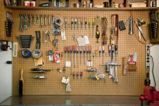 DIY Solutions for Your Garage Organization