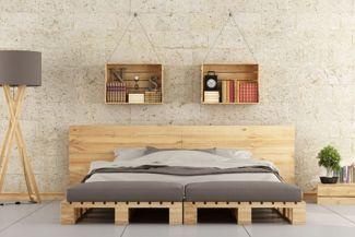 Inspiration for the Best DIY Bed Frames