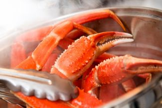 Enjoy the Finest Home-Cooked Crab Legs